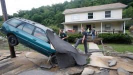 Death Toll Lowered to 23, as W. Va. Braces for More Rain