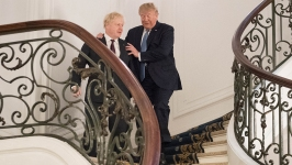 Johnson Acknowledges Touch and Go Prospects for Brexit Deal