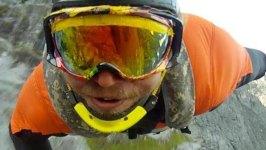 Famed Wingsuit Jumper Dies in Crash