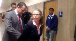 WATCH: Cop Arrests Public Defender Trying to Represent Client