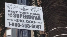 Super Bust? Airbnb Subletters Struggling to Cash In on Super Bowl 50