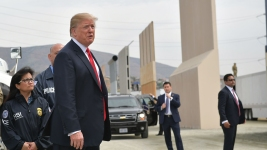 Analysis: Trump Says Wall Will Stop Drugs, Facts Differ