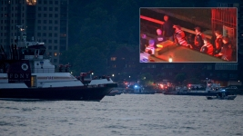 Man in Small WWII Plane Crash into Hudson Identified: NYPD
