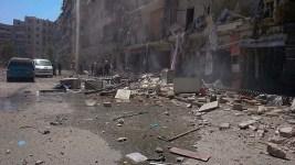 Latest Aleppo Airstrikes Destroy 2 Hospitals