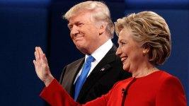 In Debate, Clinton Was Prepared, Trump Was Trump
