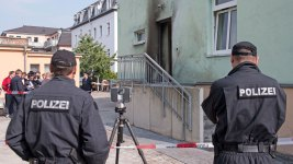 Mosque, Conference Center Attacked in Germany