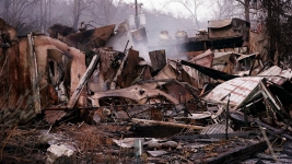 2 Juveniles Charged With Arson in Southern Wildfires