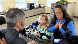 Ky. Clerk Asks Judge, Again, to Deny Same-Sex Licenses