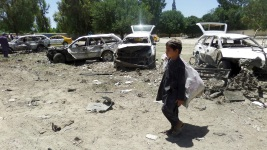 18 Killed in Suicide Car Bomb Attack: Afghan Official
