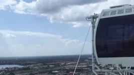 400-Foot Orlando Eye Ferris Wheel Gets Stuck
