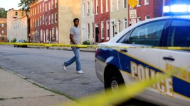 Baltimore Killings Soar With 45 Homicides in July