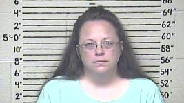 Kim Davis Jailed for Refusing to Issue Marriage Licenses