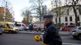 Flour Triggers Anthrax Alert at Brussels Mosque