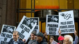 Pharmaceutical Company Reneges on Drug Price Cut