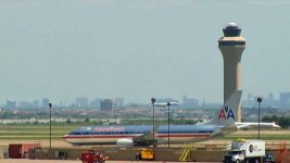 Sinkhole Reported at D/FW International Airport