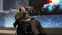 Stephen Hawking's Ph.D Thesis Goes Online, Website Crashes