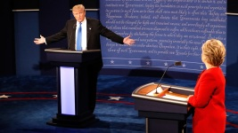 Clinton vs. Trump Debate: Social Media Reacts