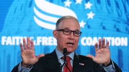 Ex-EPA Chief Spent Nearly $124K on 'Excessive Airfare'