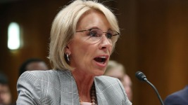 DeVos Proposes Overhaul to Campus Sexual Misconduct Rules