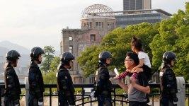 Obama Ready to Face Historic Ground at Hiroshima