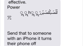 This Text Message Can Cause iPhones to Crash