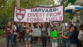 Students' Gains on Fossil-Fuel Divestment Mixed