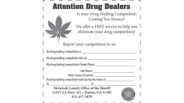 Ad: Cops Can Handle Drug Dealers' Competition For 'Free'