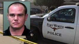 Tex. Teacher Arrested at School After Couple Is Shot Dead