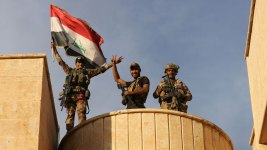 Under Fire in Mosul, ISIS Attacks Another Iraqi City