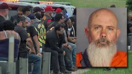 Biker in Texas Shootout Out of Jail After Paying $1M Bond