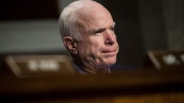 McCain Critiques Trump Without Labeling Him 'Draft Dodger'