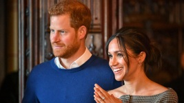 UK Police Probe 'Racist' Package Sent to Harry and Meghan