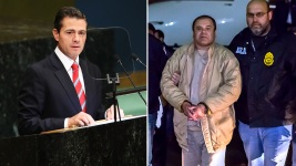 'El Chapo' Boasted of Bribe to Mexican Ex-President: Trial Witness