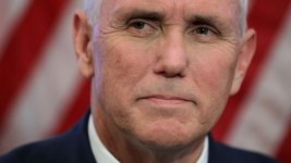 Pence's Motorcade Strikes, Injures DC Police Reserve Officer