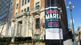 Women Have Many Motivations for DC Inauguration Protest