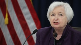 Fed Chief Says Rate Hike Likely Appropriate This Year