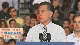 Romney Makes Miami Return