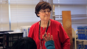 Teacher's Cancer Fight Imparts Valuable Lessons