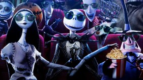 "Cover Your Eyes: ""The Nightmare Before Christmas"""