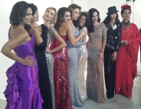"Leonardo Rocco Celebrates MHBF 2013 With ""Divas Rebeldes"""
