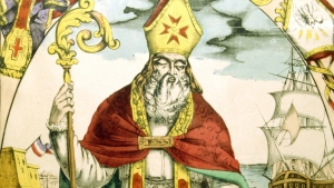 The Real St. Nick? Archaeologists May Have Found His Bones