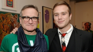 Robin Williams' Son Names First Child After Late Actor