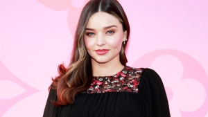 Miranda Kerr Welcomes Son Myles With Husband Evan Spiegel