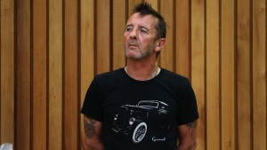 AC/DC Drummer Pleads Guilty to Threatening to Kill