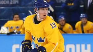 Sweden's Backstrom Fails Doping Test in Sochi