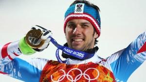 Matt Wins Men's Olympic Slalom