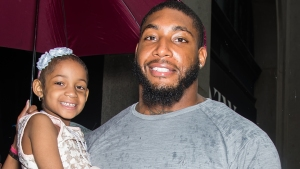 Devon Still Got His Strength From Leah in Cancer Fight