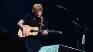 Singer Ed Sheeran Injured in 'a Bit of a Bicycle Accident'