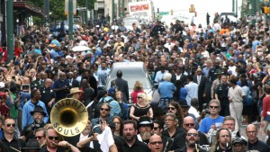 B.B. King Honored With Memphis Processional
