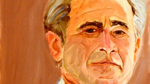 Book of George W. Bush Paintings Coming Next Year